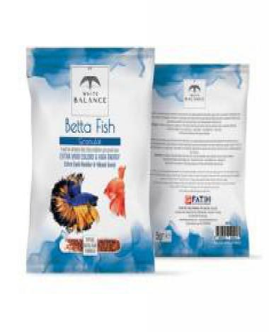 WHITE BALANCE BETTA YEMİ 5 GR 10'LU