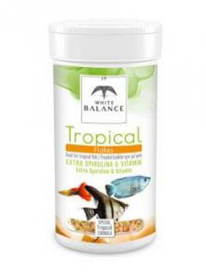 WHITE BALANCE TROPICAL FLAKES (PUL YEM) 100 ML