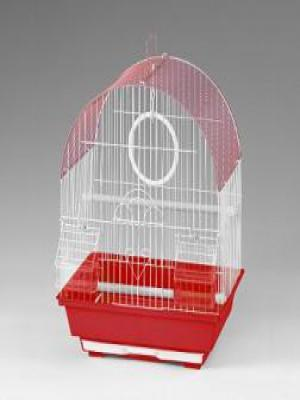QH PET CAGE İTHAL KAFES 1100A OVAL ÇATILI