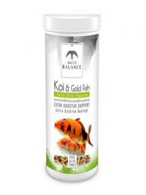 WHITE BALANCE KOI & GOLDFISH POND STICKS NATURAL 1000 ML